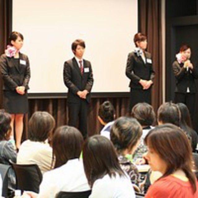 国際トラベル・ホテル・ブライダル専門学校 出願相談会1