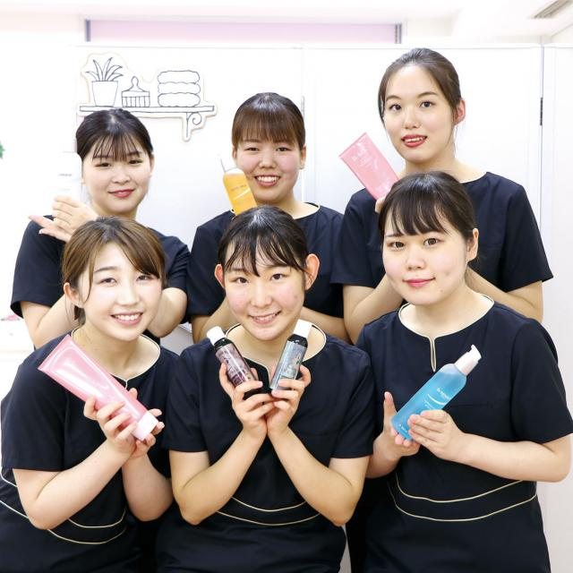 専門学校 九州スクール・オブ・ビジネス 1月の体験入学(メイク/エステ/モデルなど)4