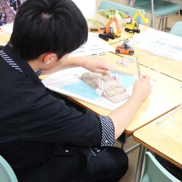 東海工業専門学校金山校 街のデザインができる!土木コース!1