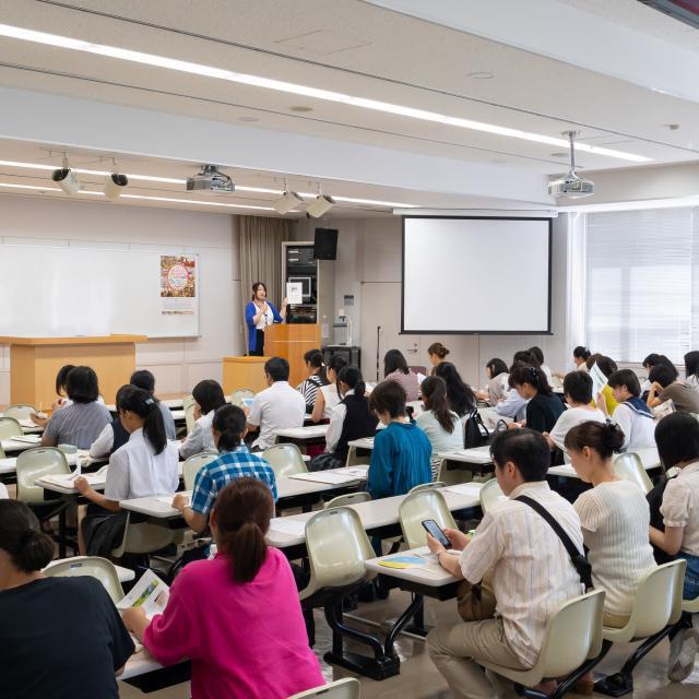 恵泉女学園大学 秋オーキャン情報~AO・推薦対策講座まだまだ続きます!2