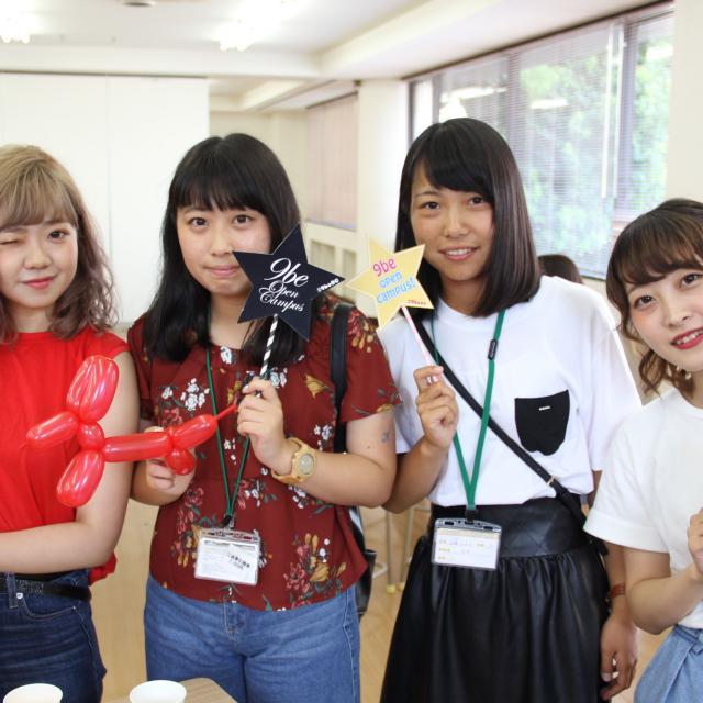 九州美容専門学校 九美のオープンキャンパス2