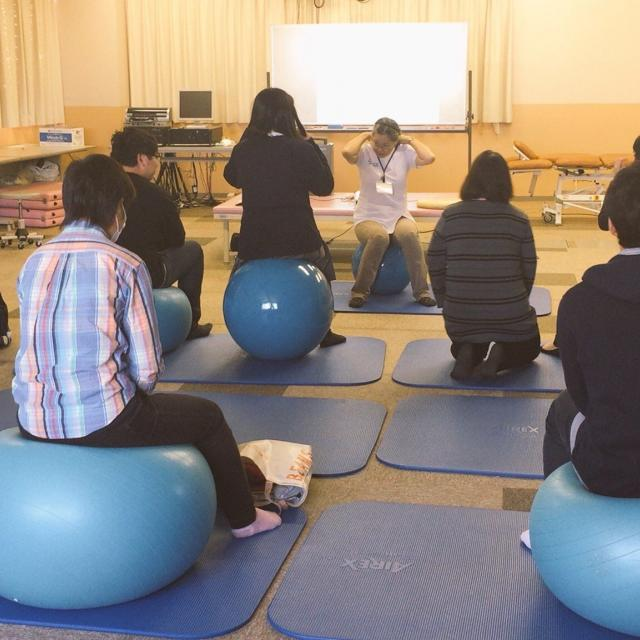 関西学研医療福祉学院 理学療法DAY(9~12月)2