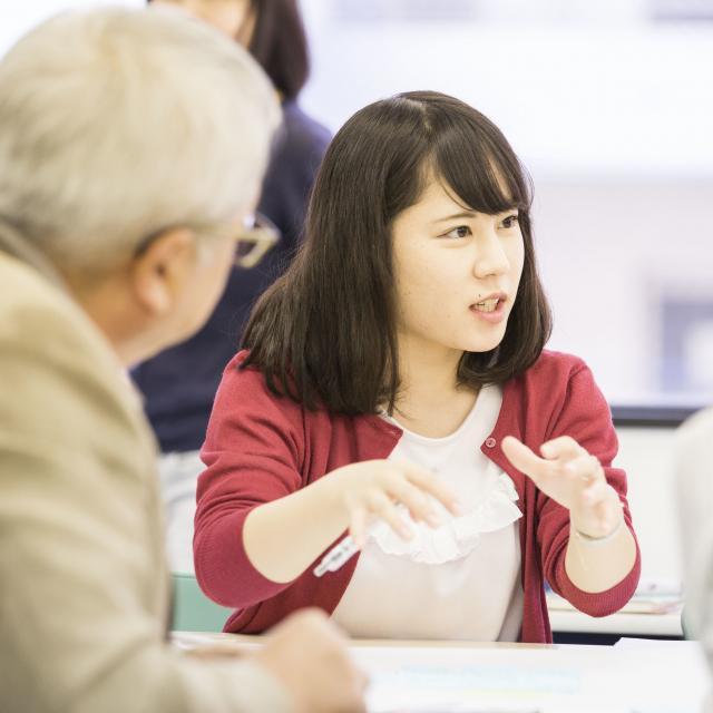 日本福祉教育専門学校 精神保健福祉士の仕事を理解する1