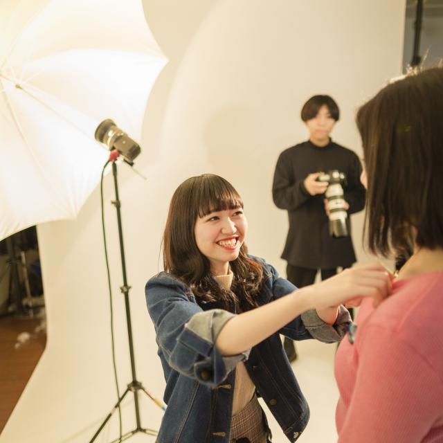 国際トータルファッション専門学校 人気の韓国コスメもプレゼント♪友だち同士での参加も歓迎!2