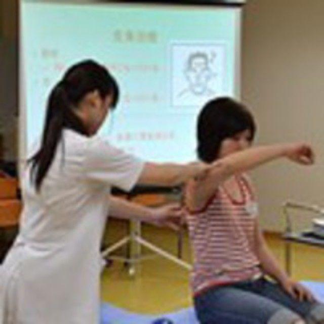 関西医療学園専門学校 【高校生の方へ】部活で役立つ指圧マッサージテクニック☆3
