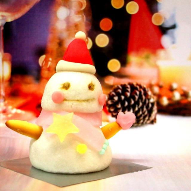 神戸製菓専門学校 【X'masスペシャル♪】クリスマス和菓子+X'masビュッフェ1