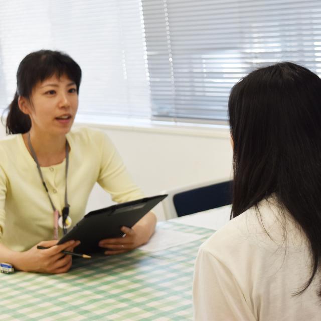 横浜保育福祉専門学校 高校2年生のためのAO入学説明会3