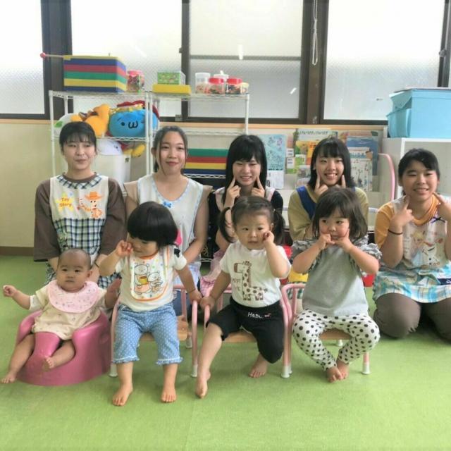 国際ビジネス公務員大学校 【保育系】オープンキャンパス4