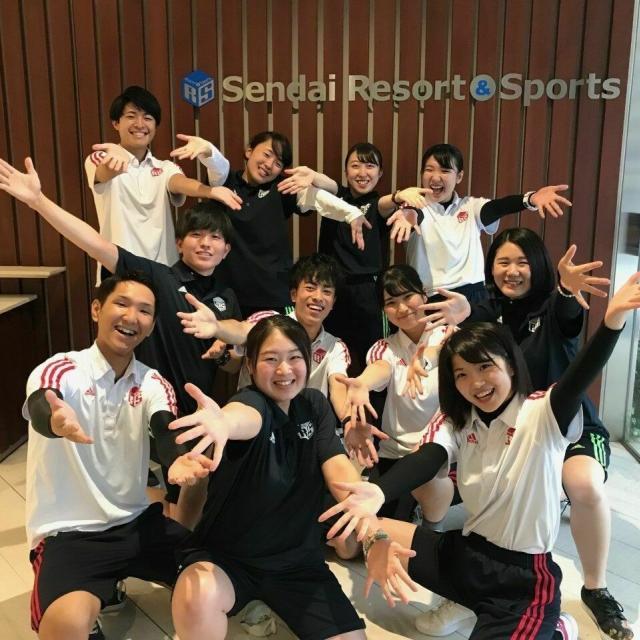 仙台リゾート&スポーツ専門学校 学校の施設を見てみよう!施設見学ツアー1