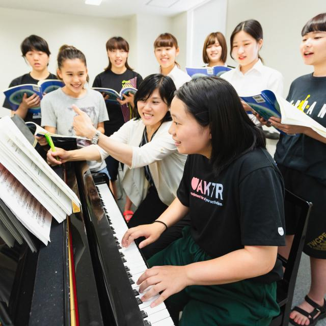 東京女子体育短期大学 来て!見て!おいでよ!オープンキャンパス2
