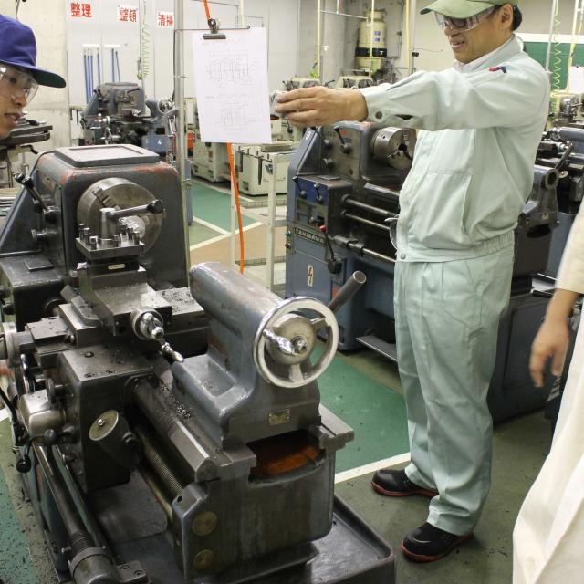 広島工業大学専門学校 クリエイティブな実習を体験しよう『All Day』3