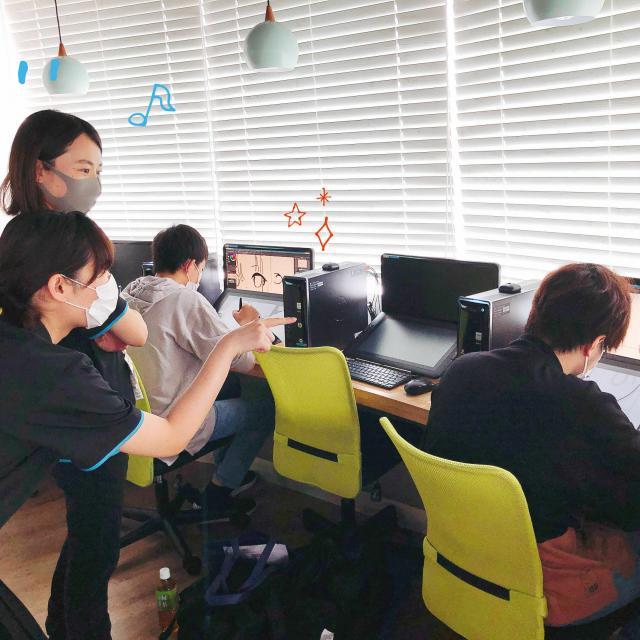 日本デザイナー芸術学院 名古屋校 オープンキャンパス20211