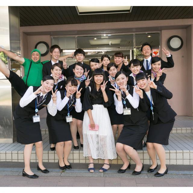 経専観光 エアライン科のオープンキャンパス♪