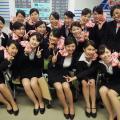 大阪観光専門学校 ◆ エアポート学科 8月体験入学 ◆