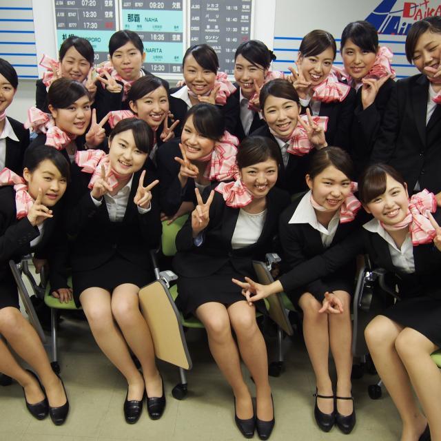 大阪観光専門学校 ◆ エアポート学科 11月体験入学 ◆1