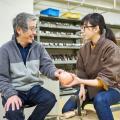 京都伝統工芸大学校 工芸体験キャンパス2018 金属工芸