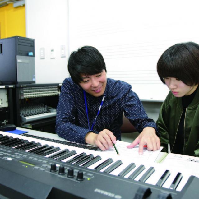 尚美ミュージックカレッジ専門学校 DTM/DAW/ソングライティング/DJ/作曲入門講座を受けてみよう!2