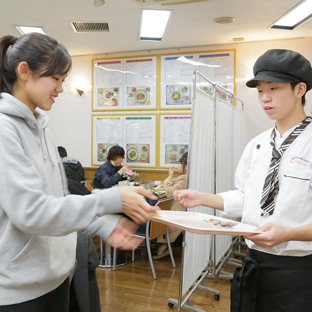 東京栄養食糧専門学校 アレルギー対策スイーツVol.2【ランチ付】2