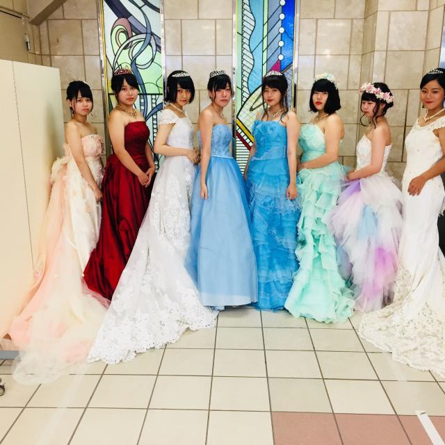 小井手ファッションビューティ専門学校 新学期もファッション・ビューティ・ブライダルの世界を知ろう!3