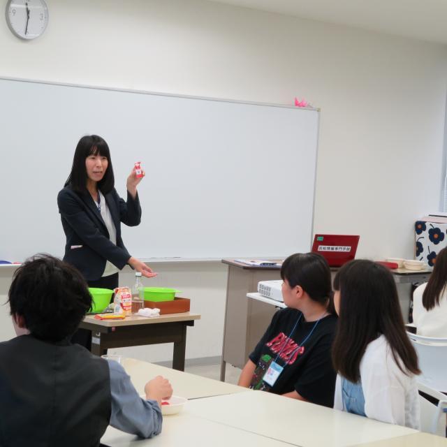 浜松情報専門学校 オープンキャンパス3