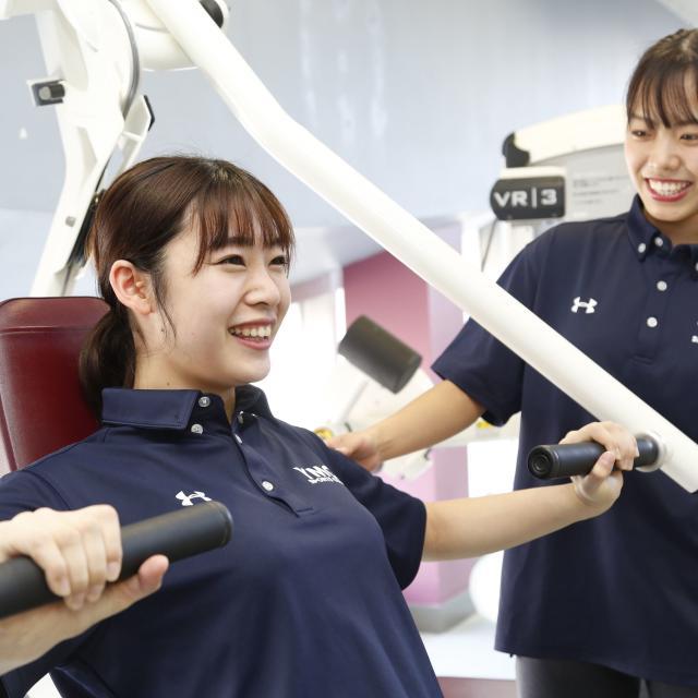横浜YMCAスポーツ専門学校 パーソナルトレーニング3