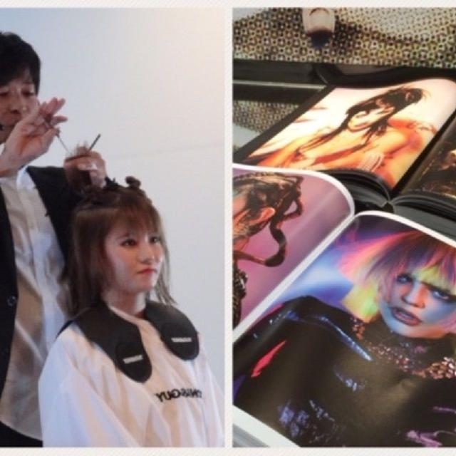 理容美容専門学校西日本ヘアメイクカレッジ NHCリアルな授業体験4