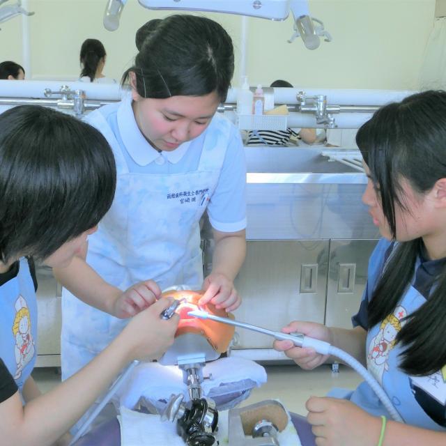 函館歯科衛生士専門学校 【ミニコース!】2月23日 2年生向け体験入学1