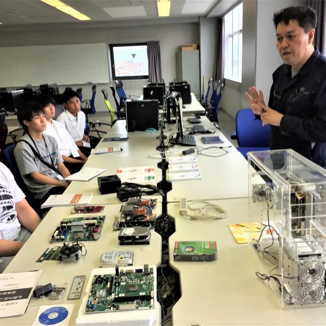 大阪電子専門学校 【プレ授業】専門学校を体験しよう♪初心者のためのイベントです2
