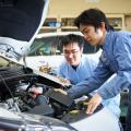 芦屋大学 【体験授業】自動車に興味がある方へ*