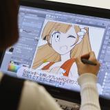 【アニメ】作画チャレンジ・デジタル体験の詳細
