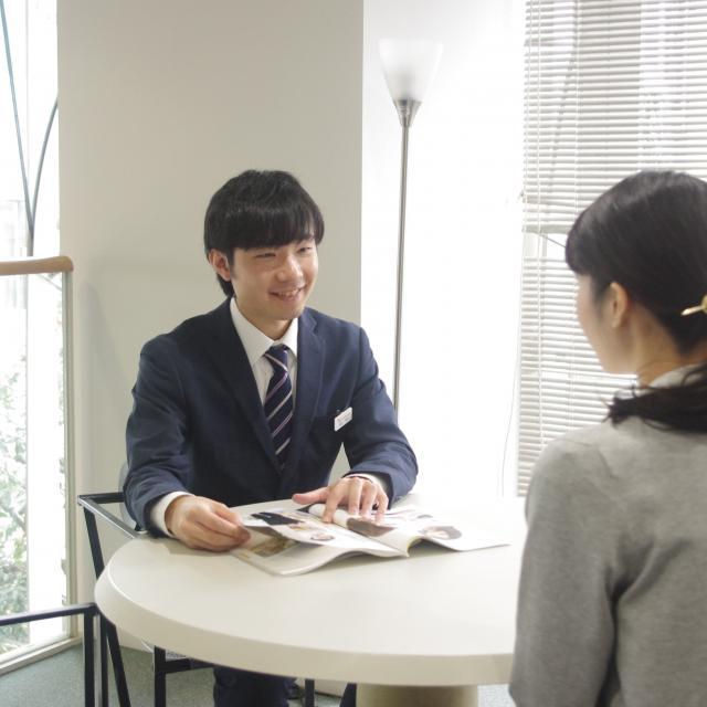 専門学校 東京テクニカルカレッジ [インテリア科] 夜のオープンキャンパス1