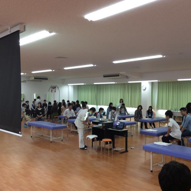 茅ヶ崎リハビリテーション専門学校 理学療法士、作業療法士へのスタート地点「学校説明会」3