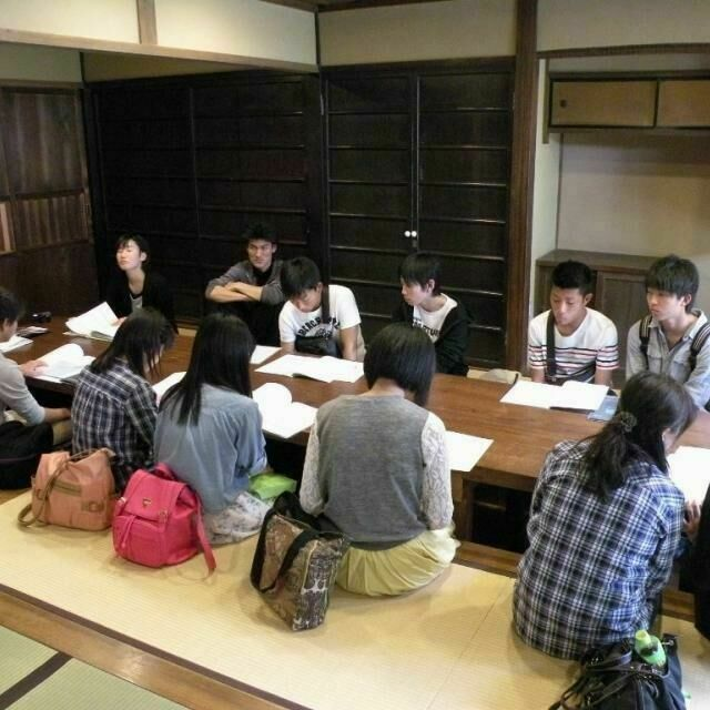 京都建築専門学校 オープンキャンパス+在校生による設計作品の紹介等4