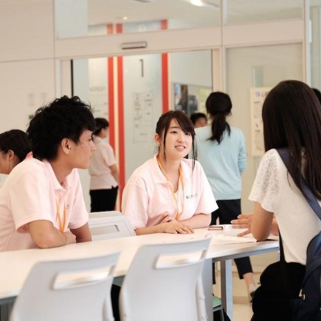 人間環境大学 看護学部 オープンキャンパス4