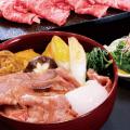 服部栄養専門学校 美味しいお肉で豪華すき焼き!牛すき焼き丼と和スイーツ