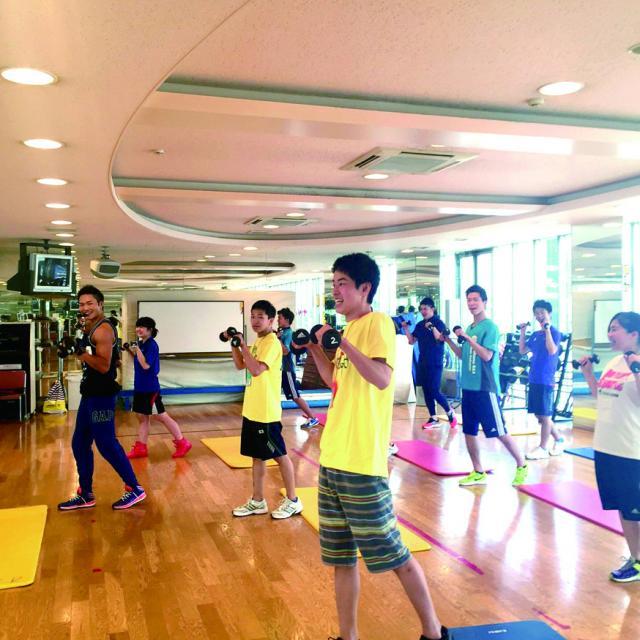 横浜リゾート&スポーツ専門学校 ☆オープンキャンパス☆AO入試説明会同時開催!!4