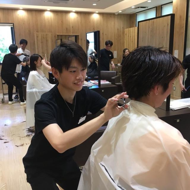 仙台理容美容専門学校 夏の体験入学フェスタ3