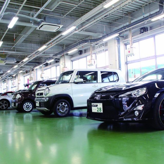 専門学校静岡工科自動車大学校 オープンキャンパス【体験実習】4