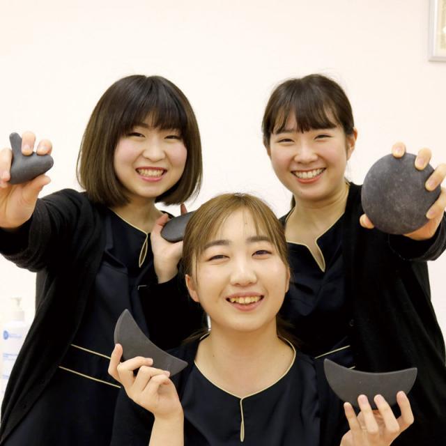 専門学校 九州スクール・オブ・ビジネス 5月の体験入学(メイク/エステ/モデルなど)4