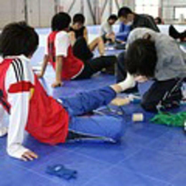 明治東洋医学院専門学校 医療×スポーツを体験する! オープンキャンパス4