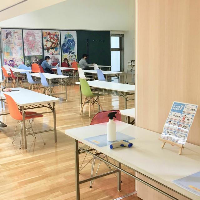 専門学校日本デザイナー学院 九州校 【キャンパスツアー】校舎は?授業は?全部お見せします!2