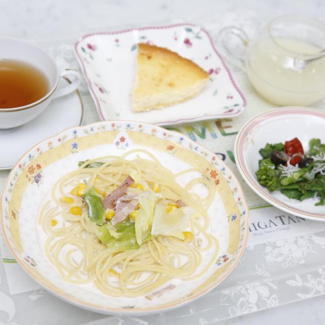 滋賀短期大学 食健康コース(栄養士養成課程)オープンキャンパス3