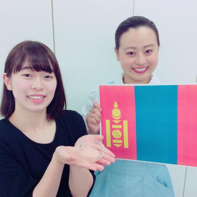 たかの友梨美容専門学校 メンズ★三代目風ヘアカットに挑戦&世界エステ(モンゴル)3