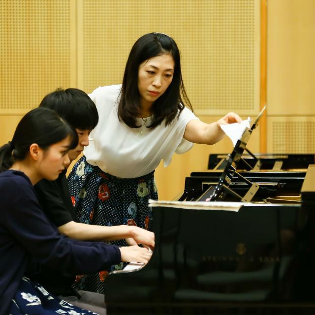 上野学園大学 2020オープンキャンパス ~東京・上野で音大体験~3