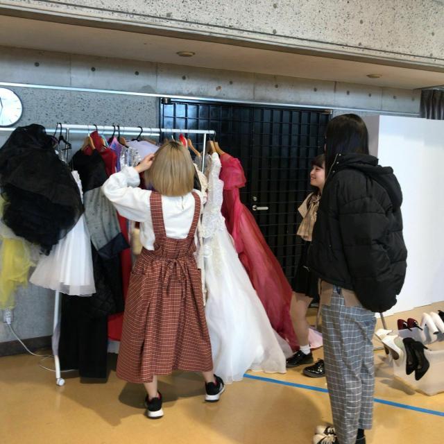 ファッション文化専門学校DOREME 学生スタッフとDOREMEを大いに満喫しちゃおう!1