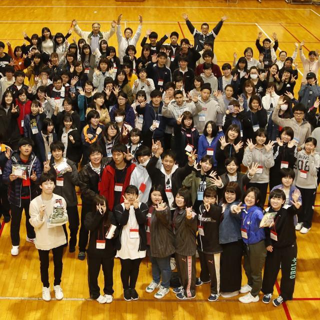 信州豊南短期大学 学生がつくるオープンキャンパス4