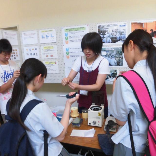 南九州大学 夏のオープンキャンパス2019【宮崎キャンパス】3