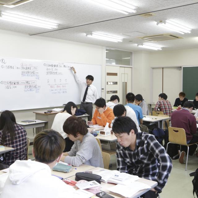 仙台総合ビジネス公務員専門学校 午前 or 午後で選べるオープンキャンパス!4