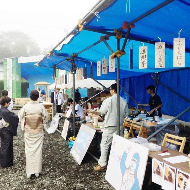 日本建築専門学校 学園祭3