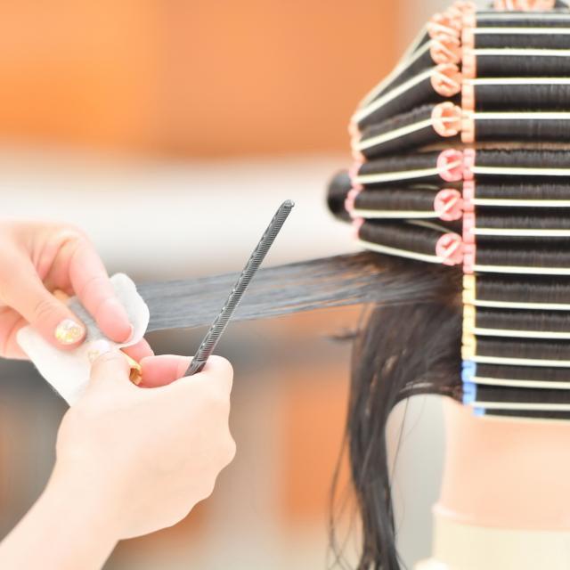 グラムール美容専門学校 有名人気ヘアサロンスペシャルショー開催!4